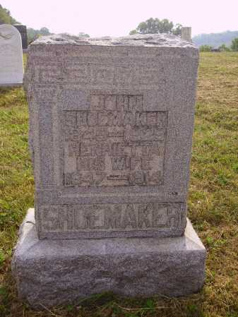SHOEMAKER, JOHN - Meigs County, Ohio | JOHN SHOEMAKER - Ohio Gravestone Photos