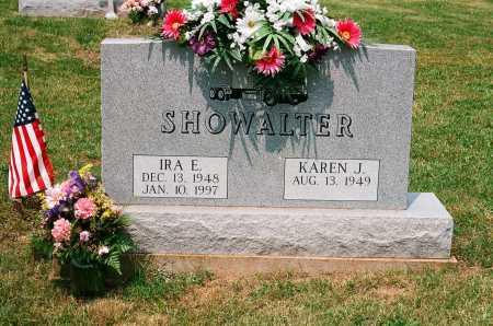 SHOWALTER, IRA E. - Meigs County, Ohio   IRA E. SHOWALTER - Ohio Gravestone Photos