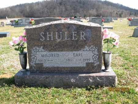 SHULER, MILDRED - Meigs County, Ohio | MILDRED SHULER - Ohio Gravestone Photos