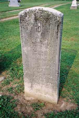 SHUMWAY, JOHN - Meigs County, Ohio | JOHN SHUMWAY - Ohio Gravestone Photos