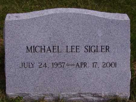SIGLER, MICHAEL LEE - Meigs County, Ohio | MICHAEL LEE SIGLER - Ohio Gravestone Photos