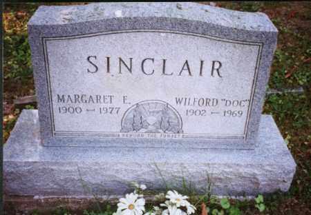"SINCLAIR, WILFORD ""DOC"" - Meigs County, Ohio | WILFORD ""DOC"" SINCLAIR - Ohio Gravestone Photos"