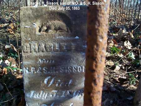 SISSON, CHARLES H. - Meigs County, Ohio | CHARLES H. SISSON - Ohio Gravestone Photos