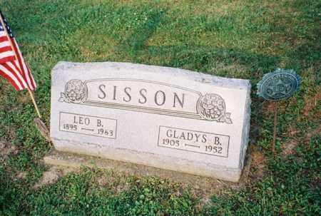 HAMILTON SISSON, GLADYS - Meigs County, Ohio | GLADYS HAMILTON SISSON - Ohio Gravestone Photos