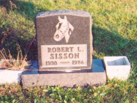 SISSON, ROBERT L. - Meigs County, Ohio | ROBERT L. SISSON - Ohio Gravestone Photos