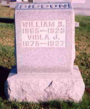 SISSON, VIOLA J. - Meigs County, Ohio | VIOLA J. SISSON - Ohio Gravestone Photos