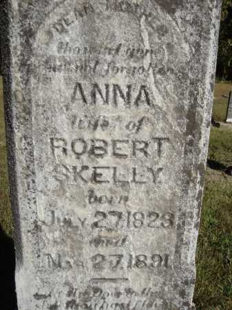 ROBINETT SKELLY, ANNA - CLOSE VIEW - Meigs County, Ohio | ANNA - CLOSE VIEW ROBINETT SKELLY - Ohio Gravestone Photos