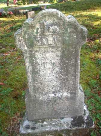 SKINNER, MARY R. - Meigs County, Ohio | MARY R. SKINNER - Ohio Gravestone Photos