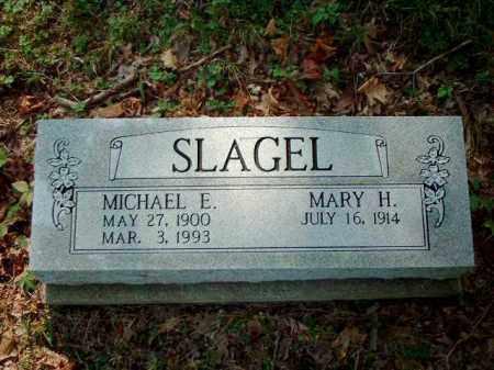 SLAGEL, MARY H. - Meigs County, Ohio | MARY H. SLAGEL - Ohio Gravestone Photos