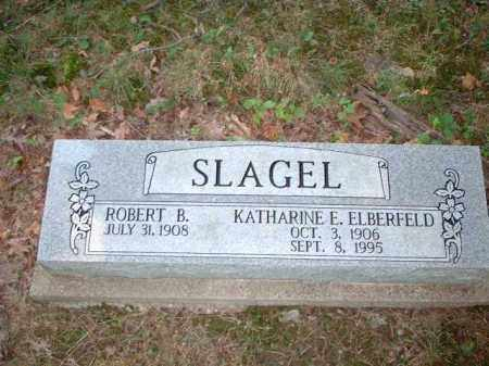 SLAGEL, KATHARINE E. - Meigs County, Ohio | KATHARINE E. SLAGEL - Ohio Gravestone Photos