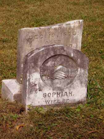 SLEETH, SOPHIA - Meigs County, Ohio | SOPHIA SLEETH - Ohio Gravestone Photos