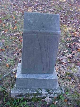 BLACK SLOAN, EMMA - Meigs County, Ohio | EMMA BLACK SLOAN - Ohio Gravestone Photos