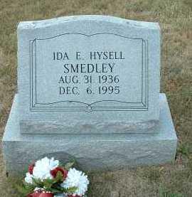 SMEDLEY, IDA E. - Meigs County, Ohio | IDA E. SMEDLEY - Ohio Gravestone Photos