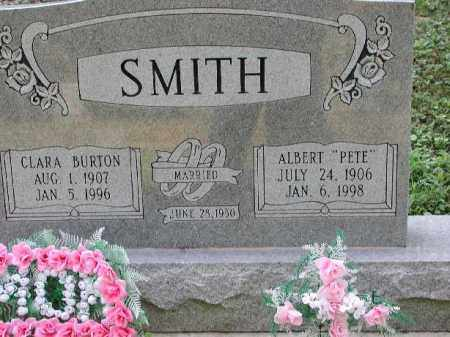 "SMITH, ALBERT ""PETE"" - Meigs County, Ohio | ALBERT ""PETE"" SMITH - Ohio Gravestone Photos"