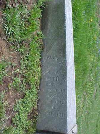SMITH, CHARLES B. - Meigs County, Ohio   CHARLES B. SMITH - Ohio Gravestone Photos