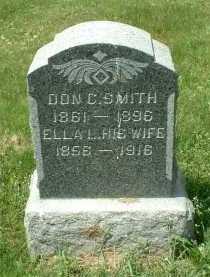 SMITH, DON C. - Meigs County, Ohio | DON C. SMITH - Ohio Gravestone Photos