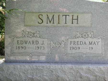 SMITH, FREDA MAY - Meigs County, Ohio   FREDA MAY SMITH - Ohio Gravestone Photos
