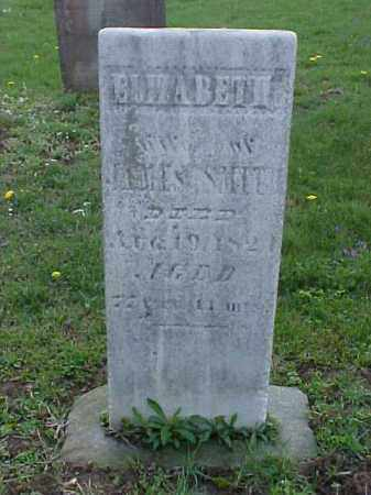 SMITH, ELIZABETH - Meigs County, Ohio | ELIZABETH SMITH - Ohio Gravestone Photos