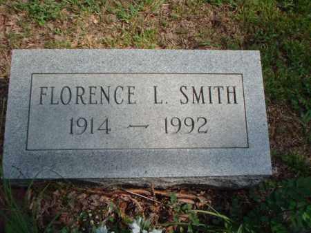 SMITH, FLORENCE L. - Meigs County, Ohio   FLORENCE L. SMITH - Ohio Gravestone Photos