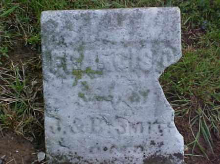SMITH, FRANCIS O. - Meigs County, Ohio | FRANCIS O. SMITH - Ohio Gravestone Photos