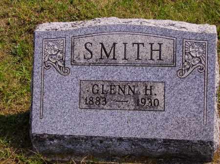 SMITH, GLENN H. - Meigs County, Ohio   GLENN H. SMITH - Ohio Gravestone Photos