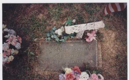 SMITH, HAROLD WM. - Meigs County, Ohio | HAROLD WM. SMITH - Ohio Gravestone Photos