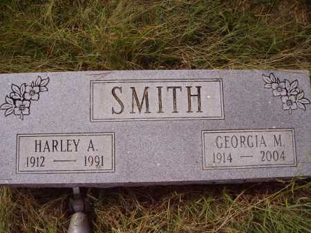 SMITH, HARLEY A. - Meigs County, Ohio | HARLEY A. SMITH - Ohio Gravestone Photos
