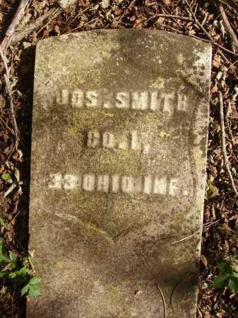 SMITH, JOS. - Meigs County, Ohio | JOS. SMITH - Ohio Gravestone Photos