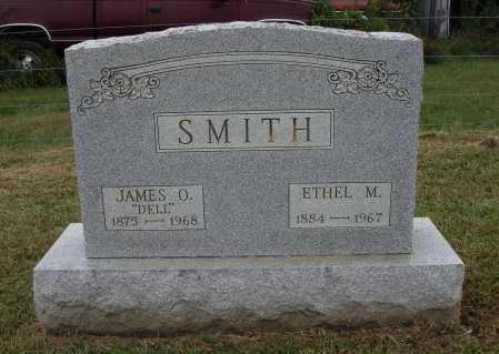 SMITH, ETHEL M. - Meigs County, Ohio | ETHEL M. SMITH - Ohio Gravestone Photos