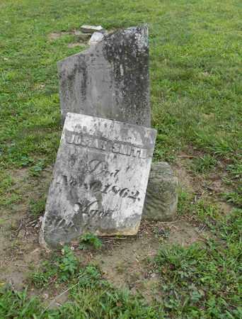 SMITH, JOSIAH - Meigs County, Ohio | JOSIAH SMITH - Ohio Gravestone Photos