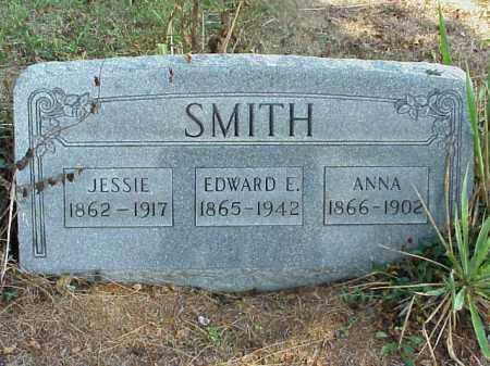 EDMUNDSON SMITH, ANNA - Meigs County, Ohio | ANNA EDMUNDSON SMITH - Ohio Gravestone Photos
