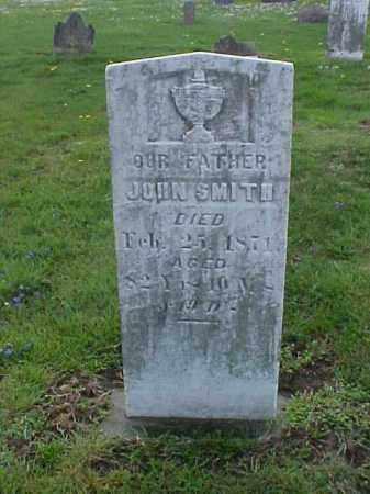 SMITH, JOHN - Meigs County, Ohio   JOHN SMITH - Ohio Gravestone Photos