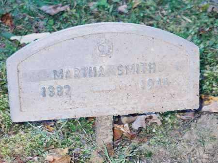 SMITH, MARTHA - Meigs County, Ohio   MARTHA SMITH - Ohio Gravestone Photos
