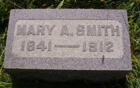 SMITH SMITH, MARY A. - Meigs County, Ohio | MARY A. SMITH SMITH - Ohio Gravestone Photos