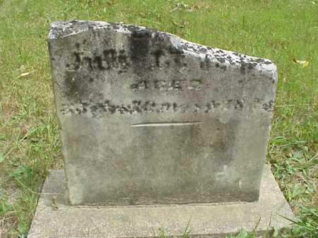 SMITH, MARY J. {JANE} - Meigs County, Ohio | MARY J. {JANE} SMITH - Ohio Gravestone Photos