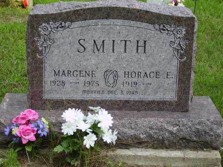 SMITH, HORACE E. - Meigs County, Ohio | HORACE E. SMITH - Ohio Gravestone Photos