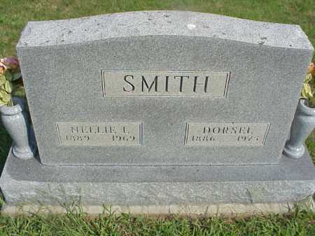 SMITH, DORSEL - Meigs County, Ohio | DORSEL SMITH - Ohio Gravestone Photos