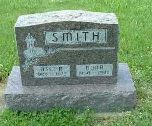 SMITH, DORA - Meigs County, Ohio | DORA SMITH - Ohio Gravestone Photos