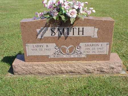 SMITH, LARRY - Meigs County, Ohio   LARRY SMITH - Ohio Gravestone Photos