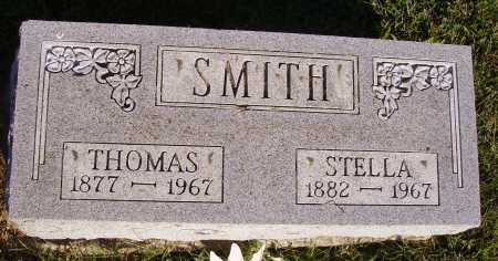 SMITH, THOMAS - Meigs County, Ohio | THOMAS SMITH - Ohio Gravestone Photos