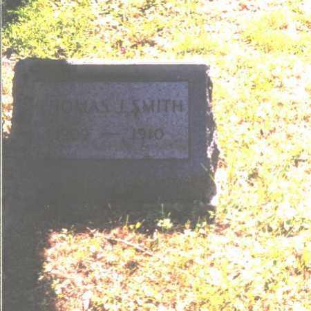 SMITH, THOMAS J. - Meigs County, Ohio   THOMAS J. SMITH - Ohio Gravestone Photos