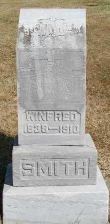 SMITH, WINFRED - Meigs County, Ohio | WINFRED SMITH - Ohio Gravestone Photos
