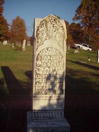 STANEART SNAPP, DIANA - Meigs County, Ohio   DIANA STANEART SNAPP - Ohio Gravestone Photos