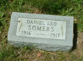 SOMERS, DANIEL LEO - Meigs County, Ohio | DANIEL LEO SOMERS - Ohio Gravestone Photos