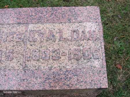 SPENCER, EVA L. - Meigs County, Ohio | EVA L. SPENCER - Ohio Gravestone Photos