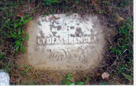 FURDON SPENCER, LYDIA - Meigs County, Ohio | LYDIA FURDON SPENCER - Ohio Gravestone Photos