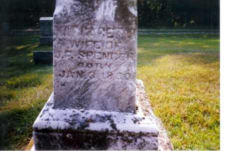 MCNAMME SPENCER, MARGARET - Meigs County, Ohio | MARGARET MCNAMME SPENCER - Ohio Gravestone Photos
