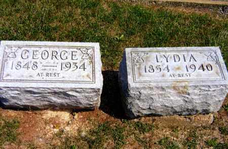 SPONAGEL, LYDIA - Meigs County, Ohio   LYDIA SPONAGEL - Ohio Gravestone Photos