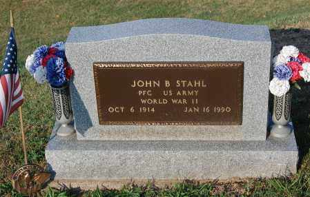 STAHL, JOHN B. - Meigs County, Ohio | JOHN B. STAHL - Ohio Gravestone Photos