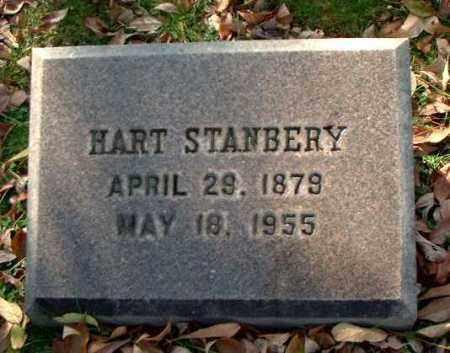 STANBERY, HART - Meigs County, Ohio | HART STANBERY - Ohio Gravestone Photos